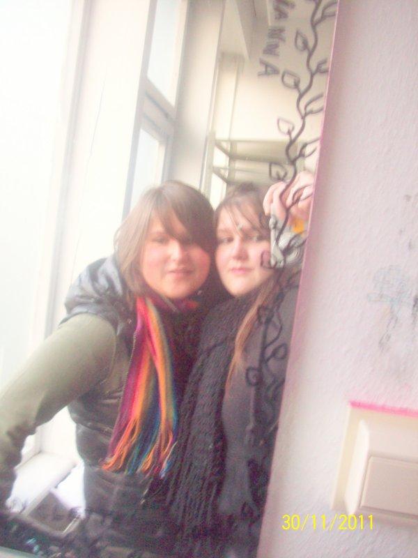 Charline et Axelle