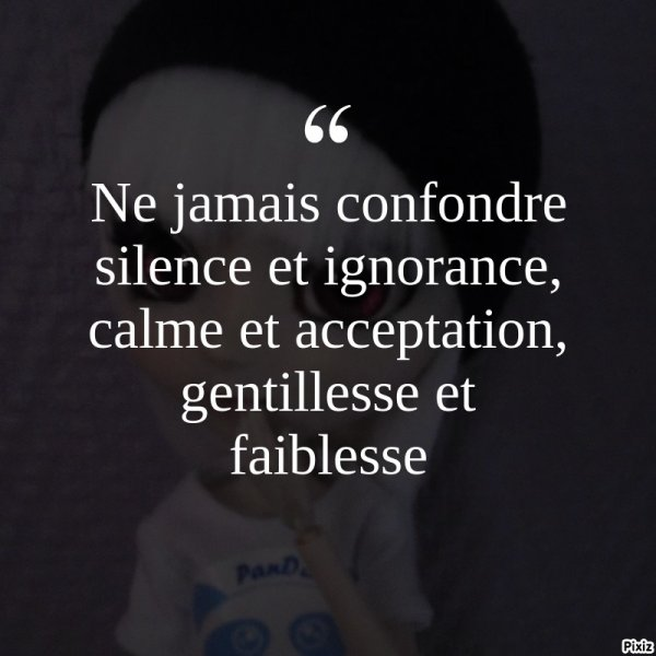 De trés jolie citation <3