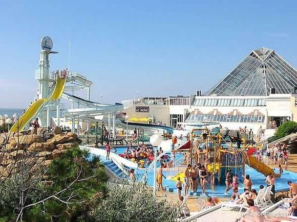 parc attraction touquet