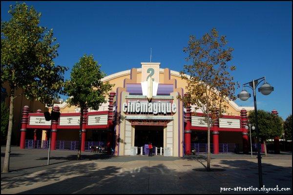 Production Courtyard : Cinémagique