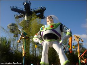 Toon Studio : Toy Story Playland