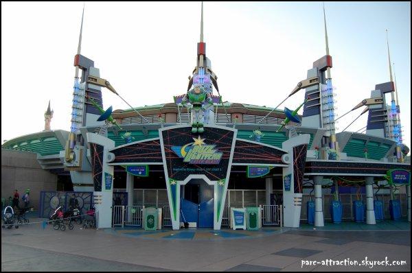 Discoveryland : Buzz l'Eclair Bataille Lazer
