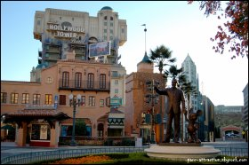 Hollywood Studio : Tower of Terror !!