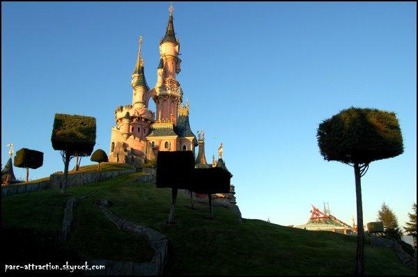 autres infos Disneyland Resort Paris