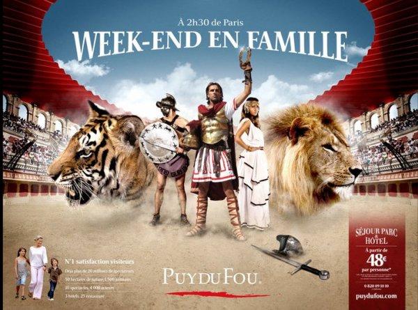 Le Puy du Fou : Revivez l'histoire de France