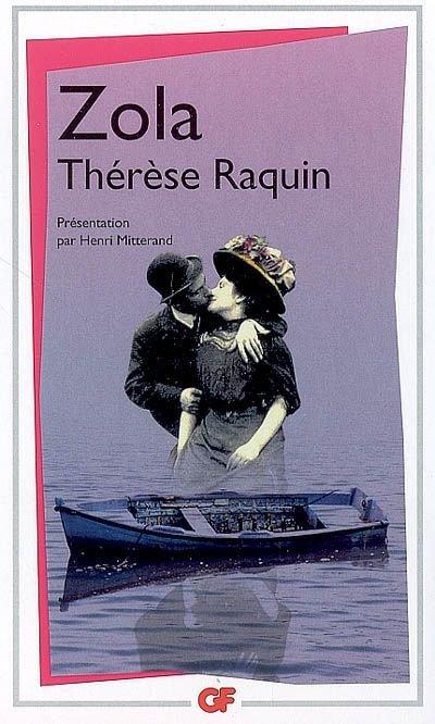 Thérèse Raquin-Émile Zola