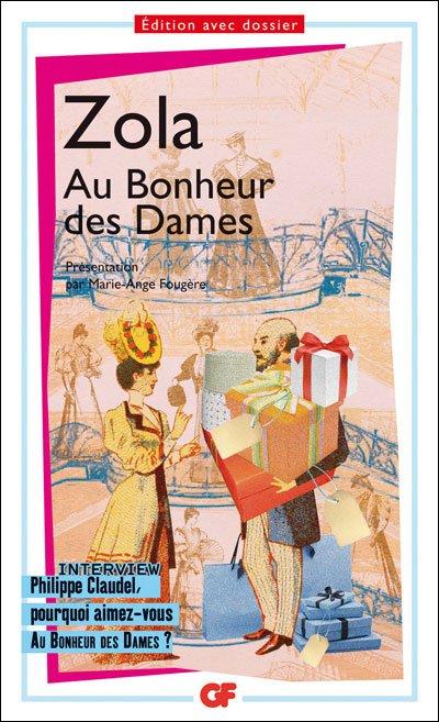 Au bonheur des dames-Émile Zola