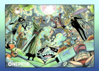 One Piece en chiffres