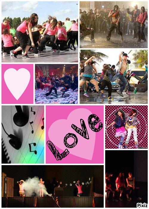 <3 la danse + qu'une passion !!!!!! <3