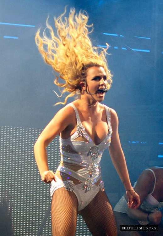 Britney au tribunal pour X Factor
