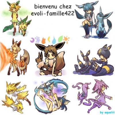 Blog de evoli famille422 evoli famille422 - Famille evoli pokemon ...