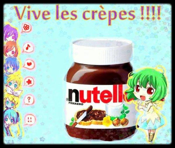 Fêtez La Chandeleur avec les Vocaloid ^.^