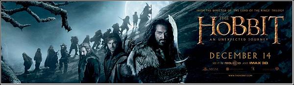 + VIDÉO : Découvrez la bande annonce de The Hobbit : un voyage inattendu .