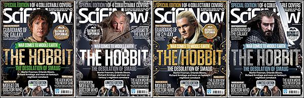The Hobbit ,révolution de magazine depuis toujours !