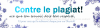Article contre le plagiat