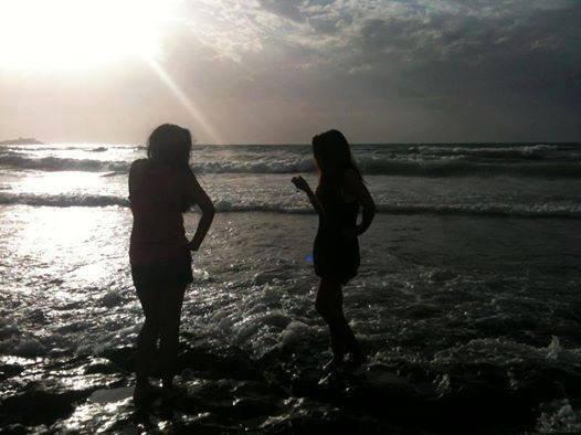 Hier <3 on profites sur la playa :D