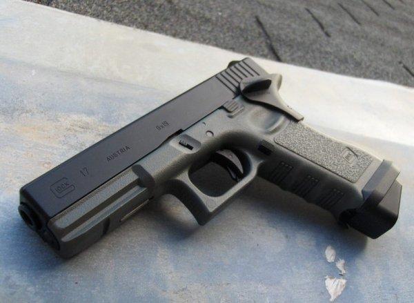 Glock 17 marui custom