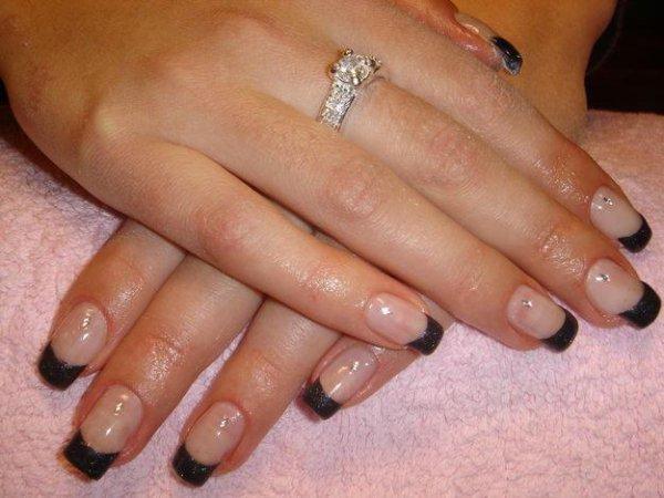 ongle gel avec couleur blog de caro beauty nails. Black Bedroom Furniture Sets. Home Design Ideas
