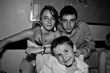 mon frère et sa soeur