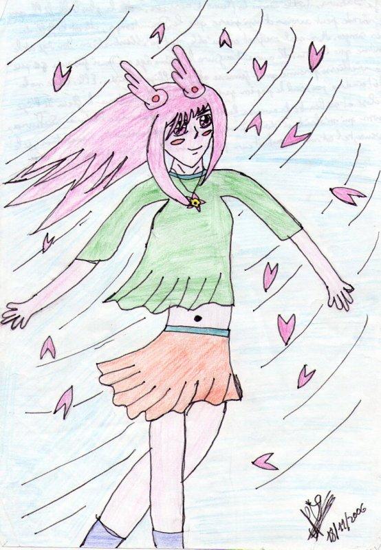 La Sakura.
