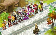 Photo de quelques membres da la guilde