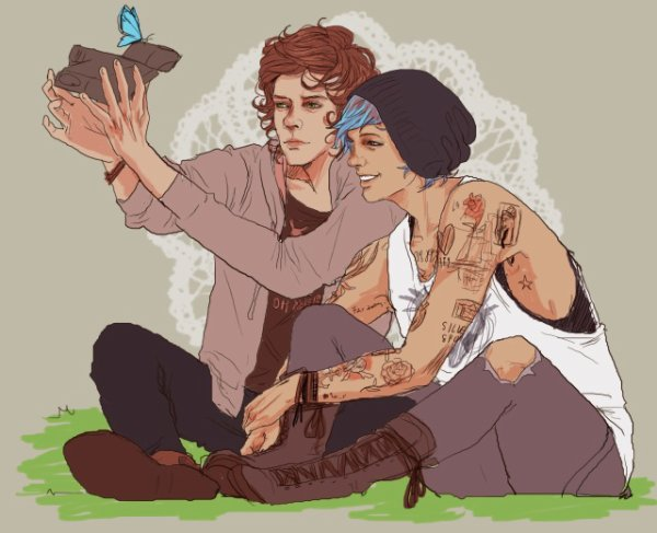 Drawing Larry