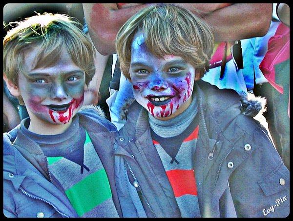 Le club des mini zombies