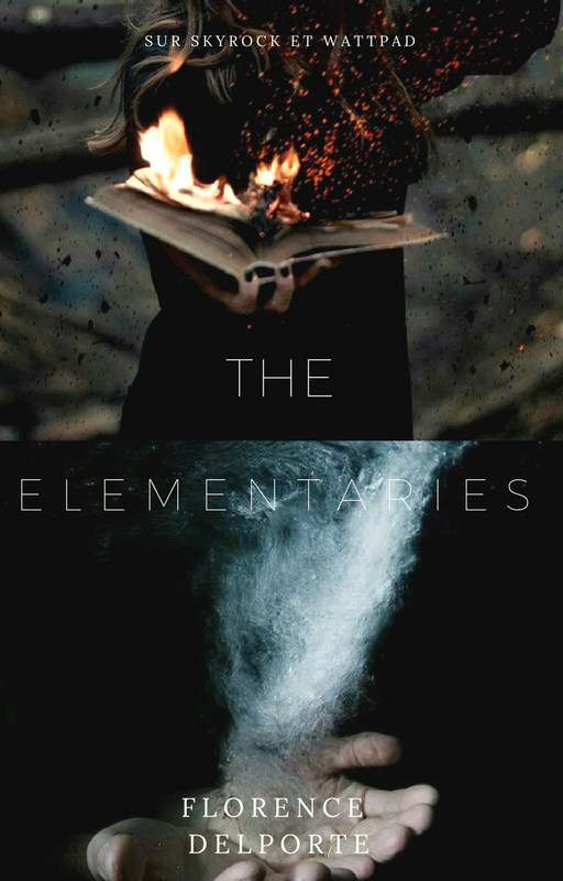 Commande Couverture Wattpad The Elementaries