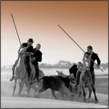 gardiens et taureaux
