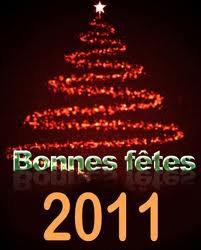 Hope : Bonne Fêtes !
