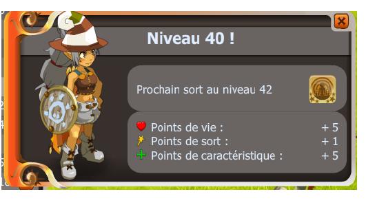 le feca up 40