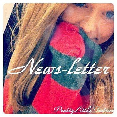 Inscris toi à ma news-letter.♥