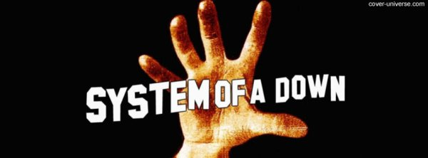 System of a down. <3
