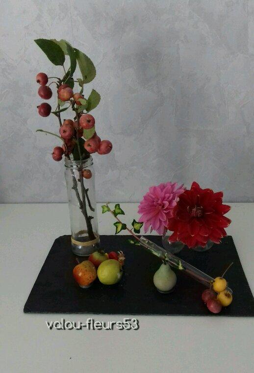 Petites pommes...