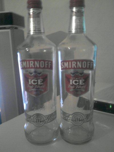 mes bouteilles