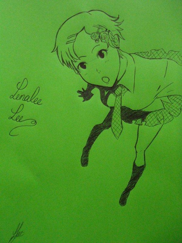 Lenalee Lee