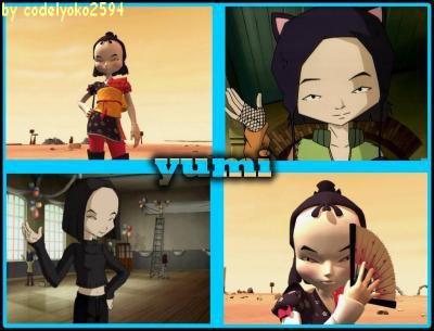 Présentation de Yumi