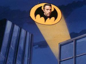 Ben Affleck est Batman ??!!!!!
