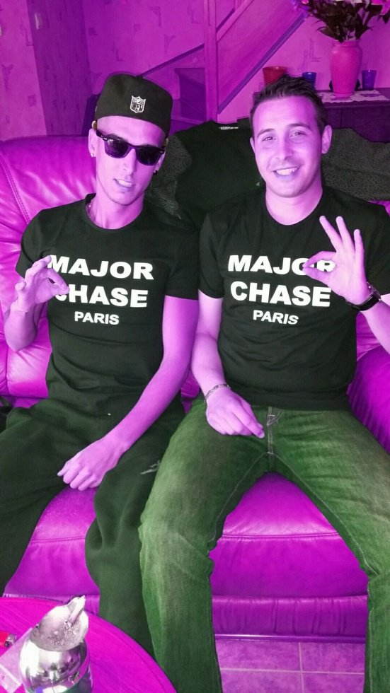 #Major Chase