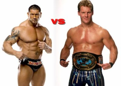 batista vs chris jericho
