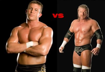 triple h vs ted dibiase