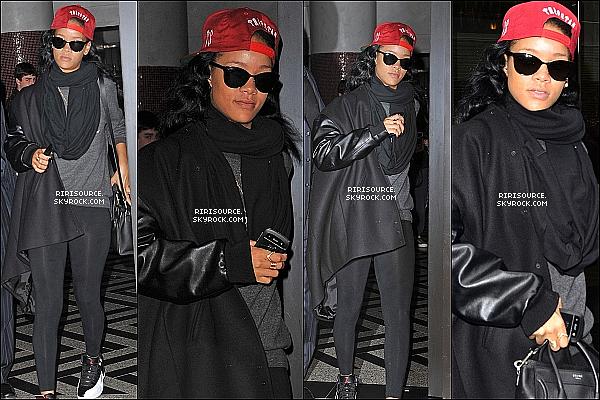. 5 mai 2012 : Rihanna vu quittant son hôtel à New-York une fois de plus , comment tu le trouve ?   Je le trouve tout simplement magnifique et rihanna est juste sublime dedans , c'est un gros coup de coeur  .