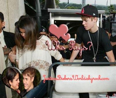 Explication.Pourquoi Justin a t-il chanté Who Says lors de son Concert?Plagiat interdit!