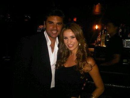 Cathy et Jorge Luis Pila