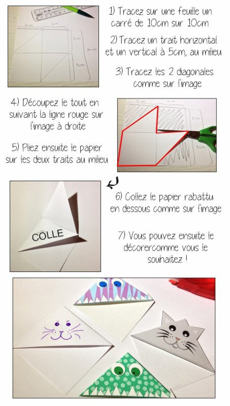 Diy Marques Pages