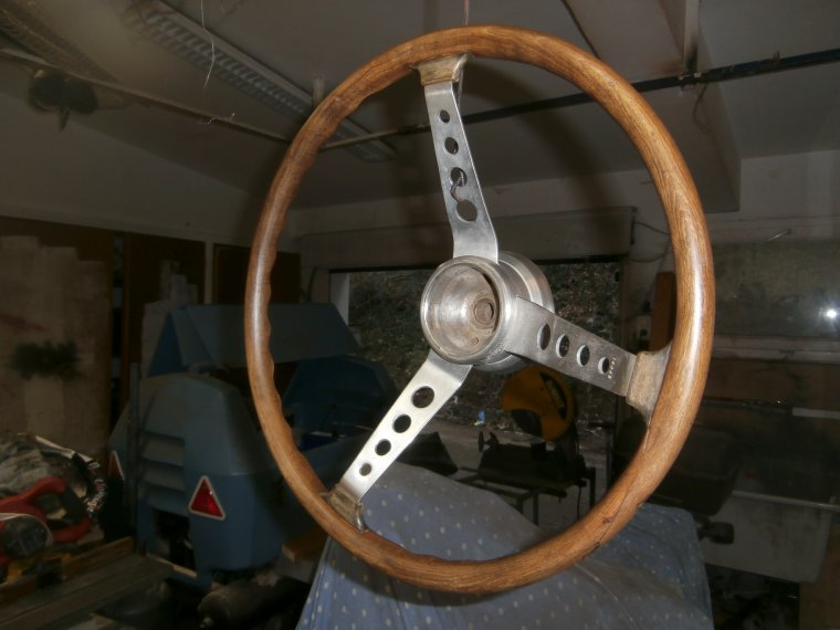 Restauration du volant
