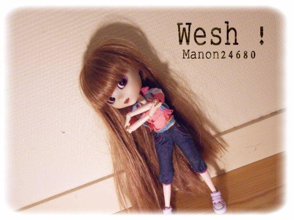 Wesh wesh ♥