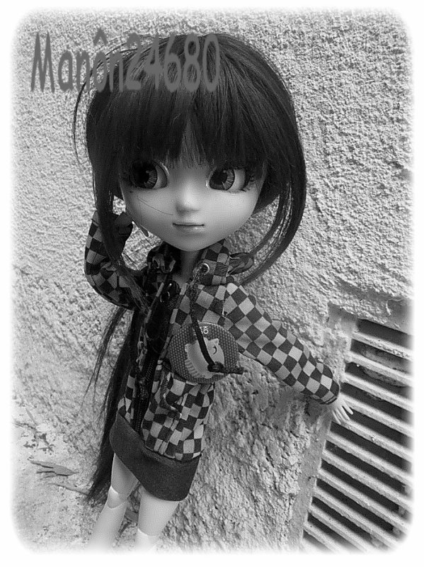 Lucie new Eyes'