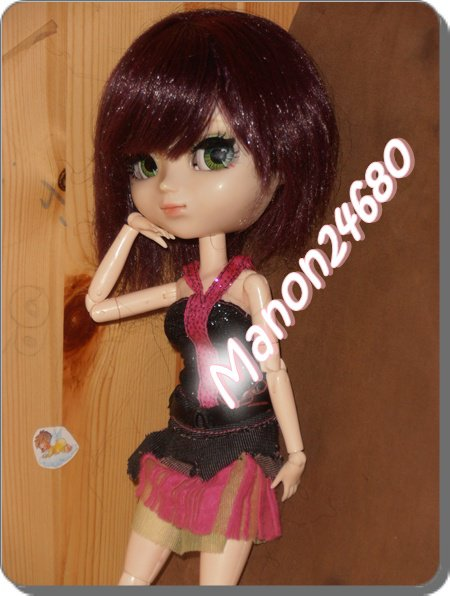 New wig pour Lucie ♥