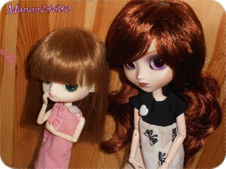 ♥ Joujou et Claire ♥